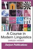 A COURSE IN MODERN LINGUISTICS