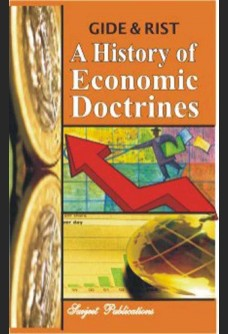 A HISTORY OF ECONOMIC DOCTRINES