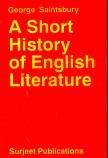 A SHORT HISTORY OF ENGLISH LITERATURE