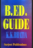 B.ED. GUIDE