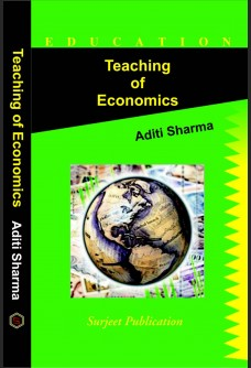 TEXT BOOK OF TEACHING OF ECONOMICS