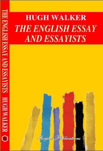Best english essayists