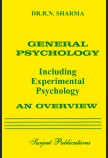 GENERAL PSYCHOLOGY (INCLUDING EXPERIMENTAL PSYCHOLOGY AN OVERVIEW)