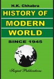 HISTORY OF MODERN WORLD (SINCE 1945-PT)