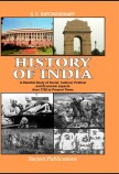HISTORY OF INDIA: (FROM 1760 A. D. TO PRESENT TIMES)