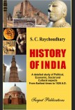 HISTORY OF INDIA: (FROM EARLIEST TIMES TO 1526 A. D.)