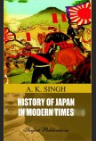 A HISTORY OF JAPAN IN MODERN TIMES