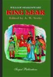 KING LEAR: EDITED BY A. W. VERITY