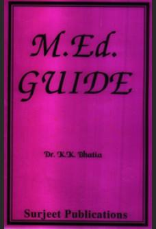 M.ED. GUIDE