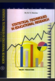STATISTICAL TECHNIQUES IN EDUCATIONAL RESEARCH.