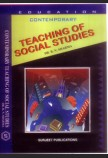 CONT. TEACHING OF SOCIAL STUDY