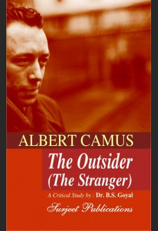 ALBERT CAMUS: THE OUTSIDER (THE STRANGER)