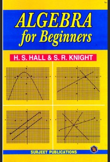 ALGEBRA FOR BEGGINERS