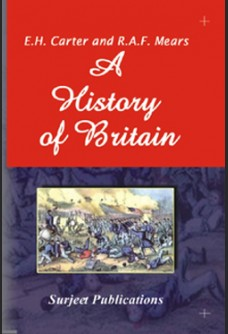 A HISTORY OF BRITAIN (FROM 1485 A. D. TO PRESENT DAY)