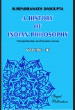 A HISTORY OF INDIAN PHILOSOPHY VOL-3