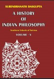 A History of Indian Philosophy Vol-5
