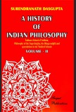A HISTORY OF INDIAN PHILOSOPHY VOL-2