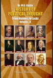 HISTORY OF POLITICAL THOUGHT (FROM HOBBES TO LASKI) V-II
