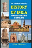 HISTORY OF INDIA (FROM THE EARLIEST TIMES TO THE FALL OF THE MUGHAL EMPIRE)