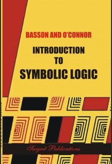INTRODUCTION TO SYMBOLIC LOGIC