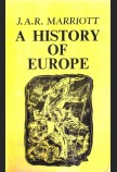 A HISTORY OF EUROPE (FROM 1815 TO 1939)