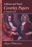 ADDISON AND STEELE: COVERLEY PAPERS (With Text)