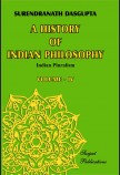 A HISTORY OF INDIAN PHILOSOPHY VOL-4