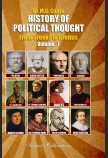 HISTORY OF POLITICAL THOUGHT (FROM THE GREEKS TO GROTIUS) V-I